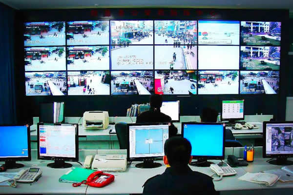 What are the categories of security monitoring system?